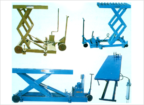 Hydraulic Lifting Tables Platforms